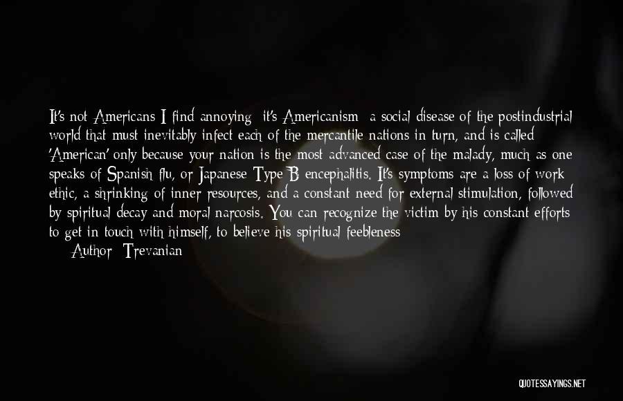 Trevanian Quotes 1219702