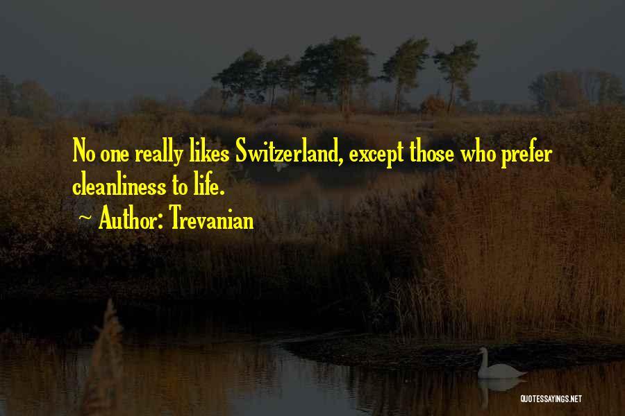 Trevanian Quotes 1541015