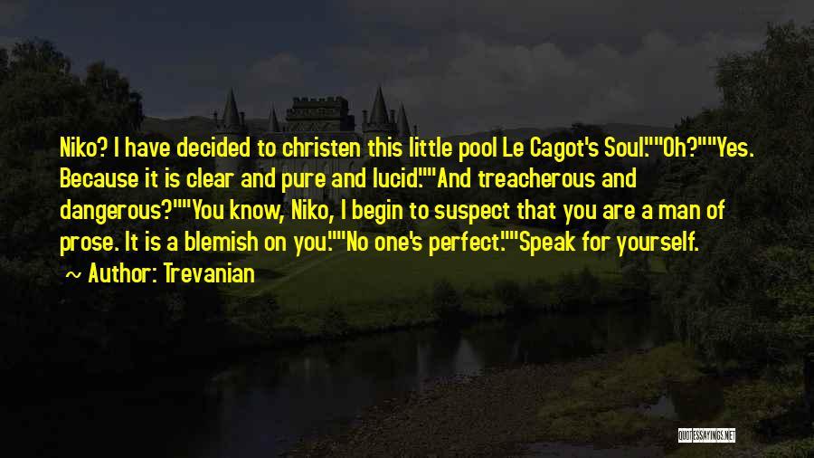 Trevanian Quotes 168319