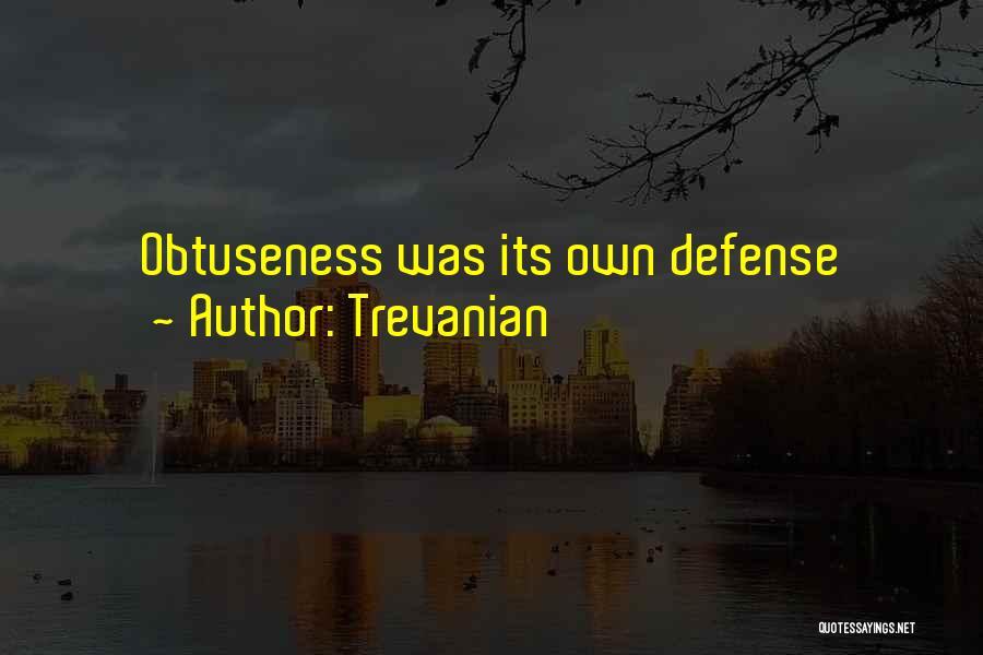 Trevanian Quotes 771523