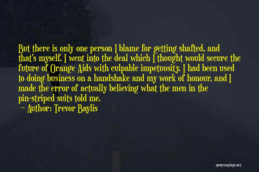 Trevor Baylis Quotes 1192978