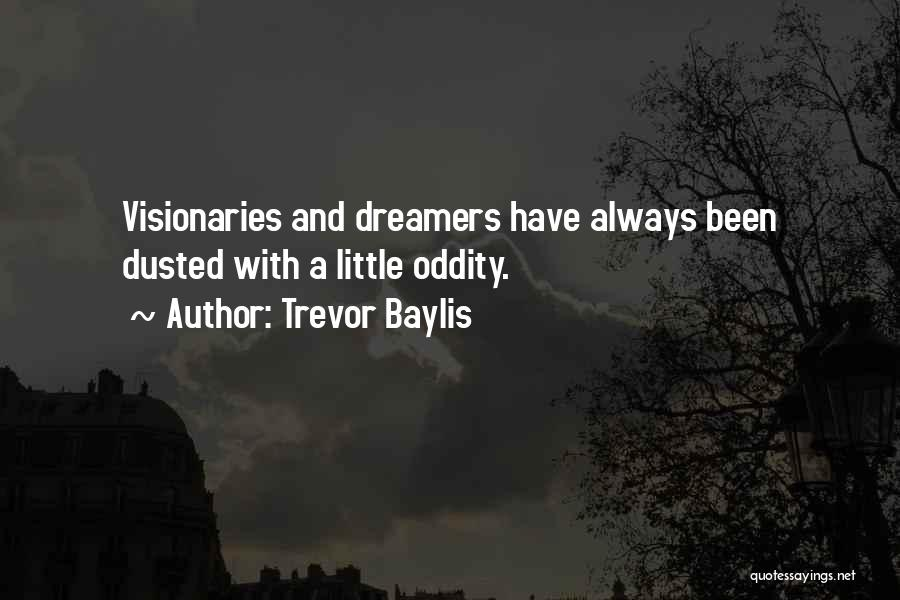 Trevor Baylis Quotes 532733