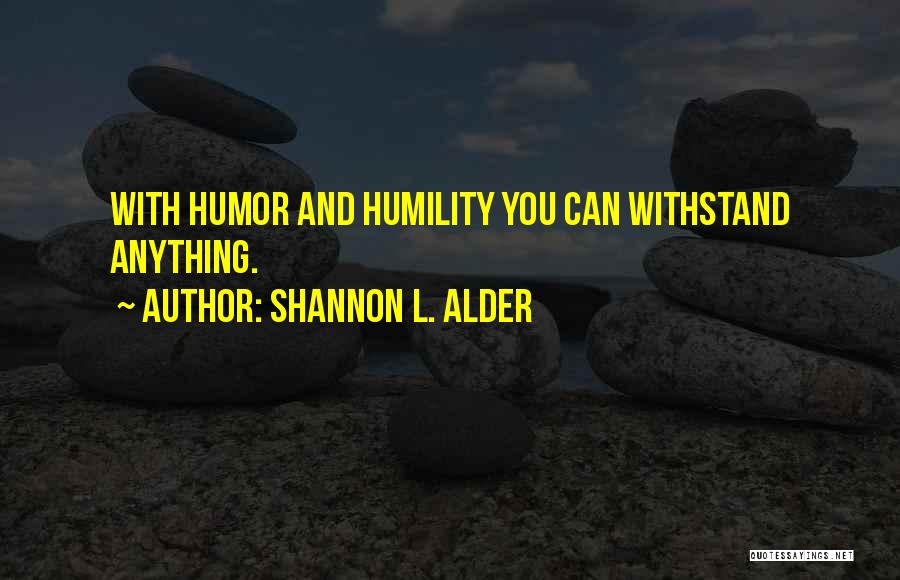 Trials And Challenges In Life Quotes By Shannon L. Alder