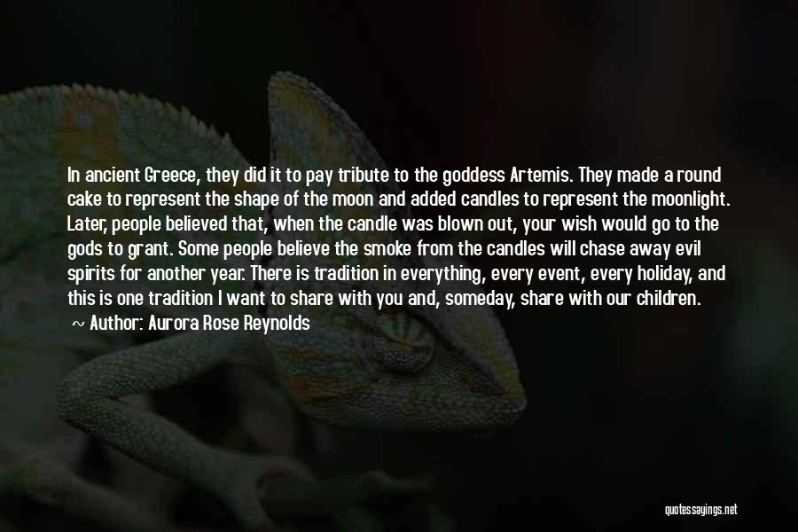 Tribute Quotes By Aurora Rose Reynolds