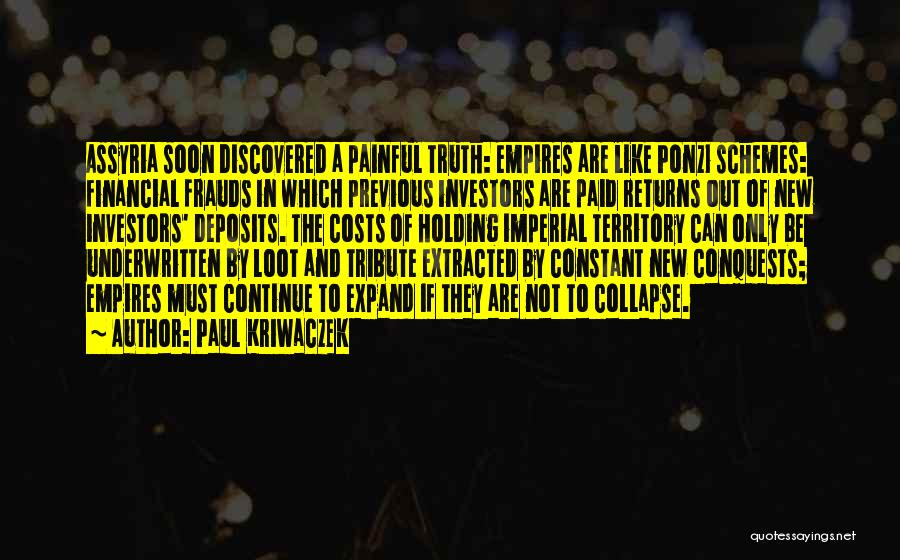 Tribute Quotes By Paul Kriwaczek