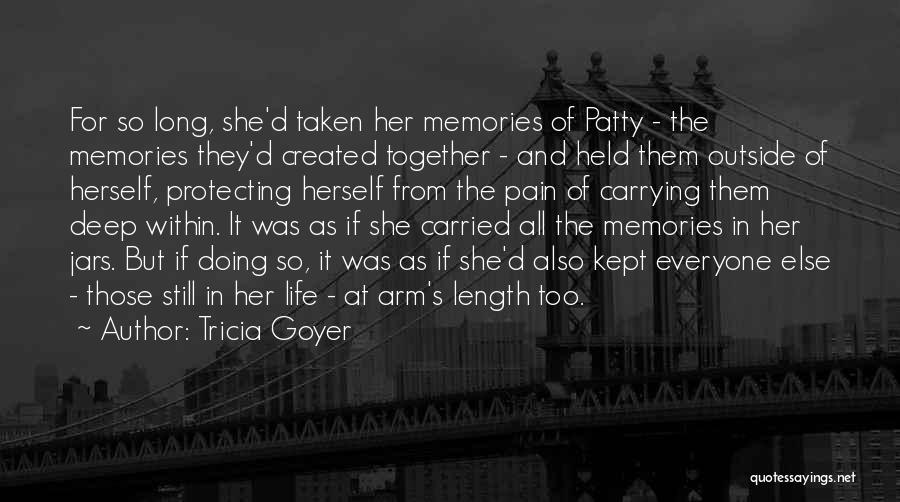 Tricia Goyer Quotes 804312