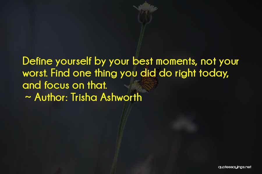 Trisha Ashworth Quotes 145711