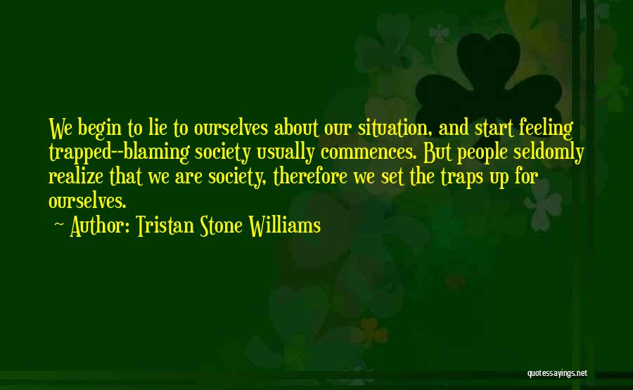 Tristan Stone Williams Quotes 916190