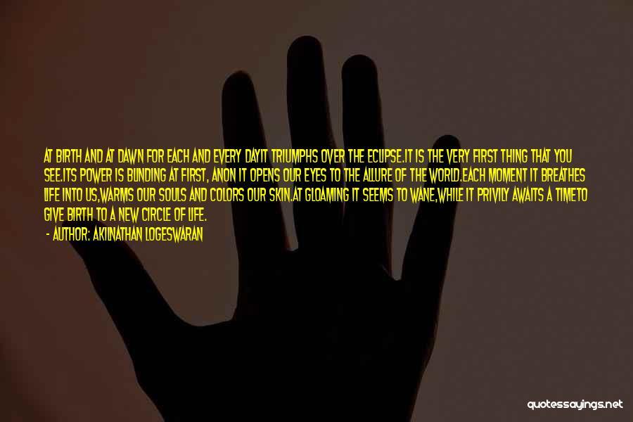 Triumphs Quotes By Akilnathan Logeswaran