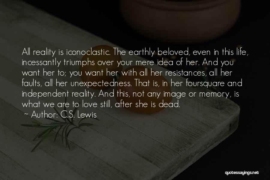 Triumphs Quotes By C.S. Lewis