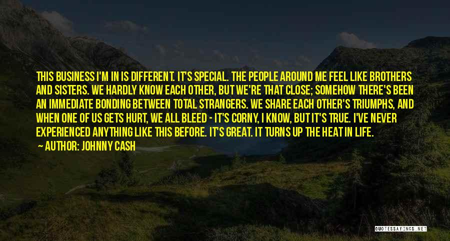 Triumphs Quotes By Johnny Cash