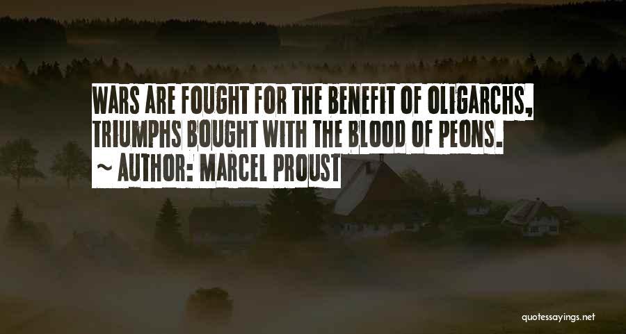 Triumphs Quotes By Marcel Proust