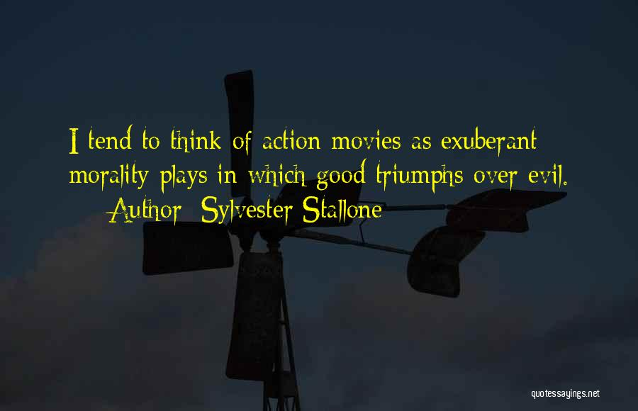 Triumphs Quotes By Sylvester Stallone
