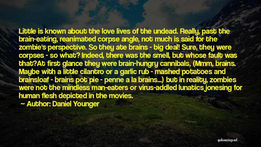 Troubled Love Quotes By Daniel Younger