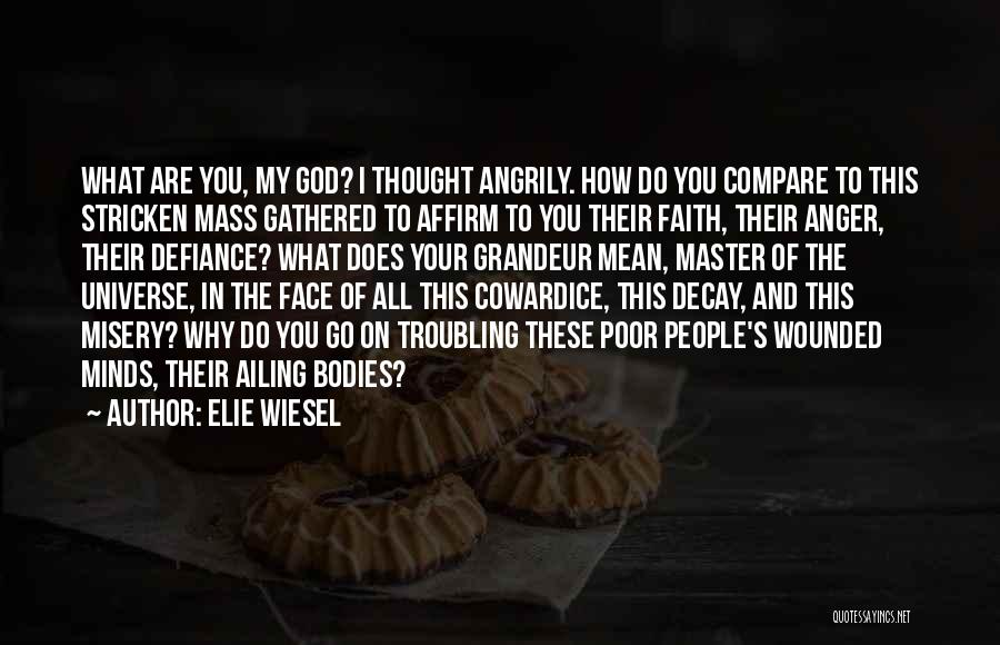 Troubling Quotes By Elie Wiesel