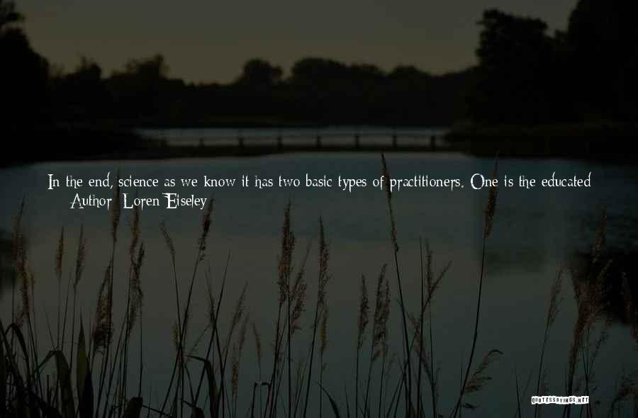 Troubling Quotes By Loren Eiseley