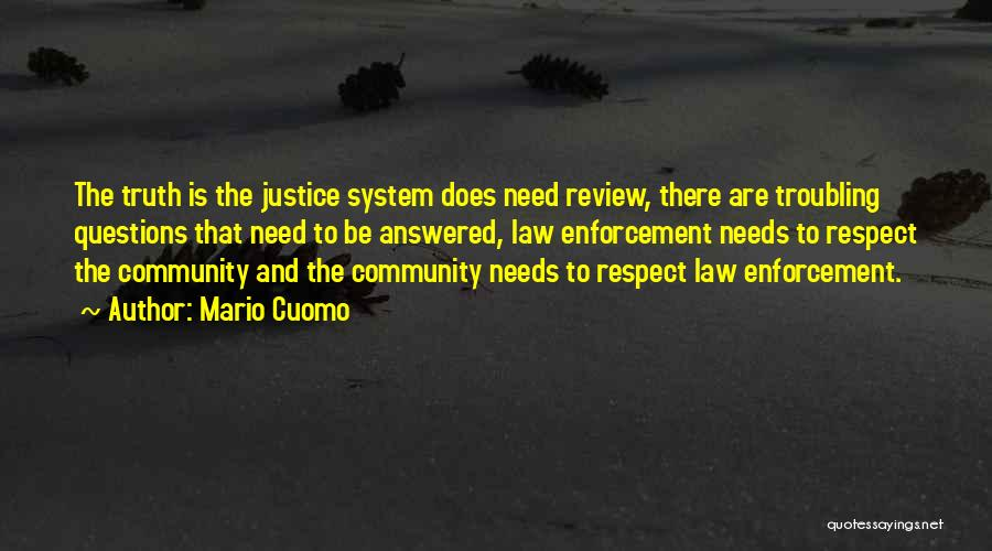 Troubling Quotes By Mario Cuomo
