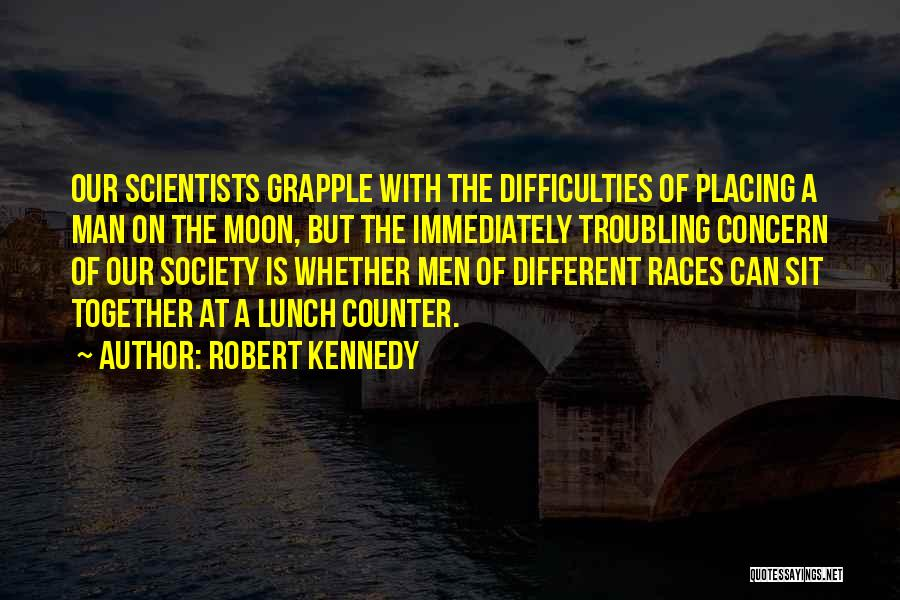 Troubling Quotes By Robert Kennedy