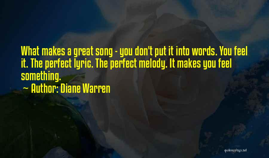 Troy 2004 Quotes By Diane Warren