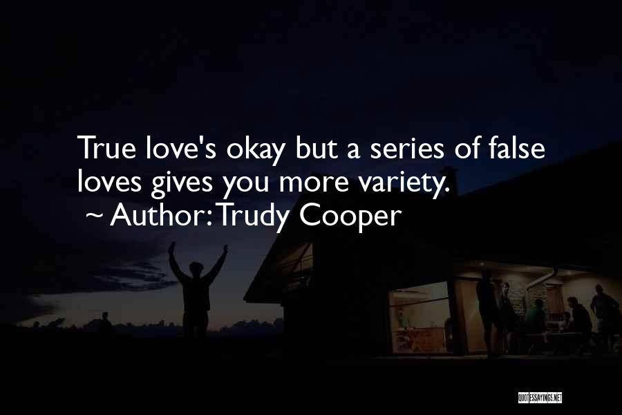 Trudy Cooper Quotes 1672439