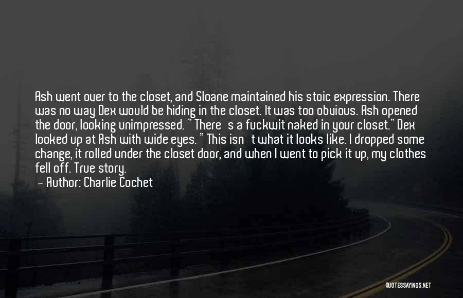 True And Funny Quotes By Charlie Cochet