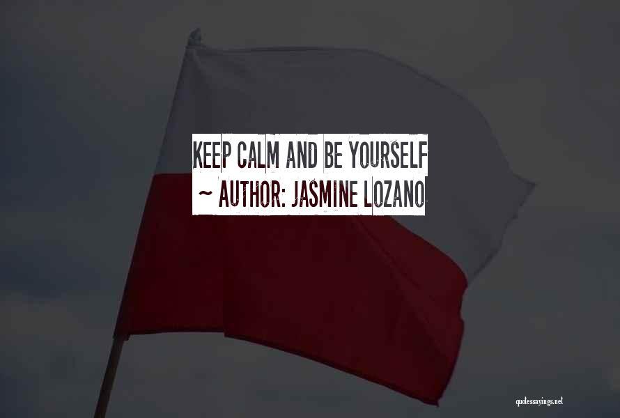 True And Funny Quotes By Jasmine Lozano