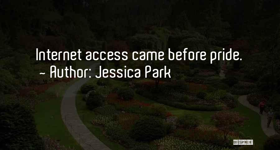 True And Funny Quotes By Jessica Park
