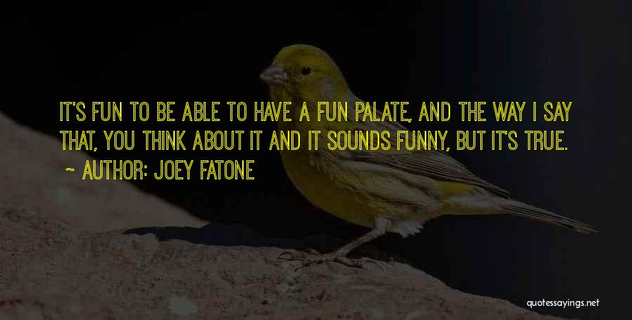 True And Funny Quotes By Joey Fatone