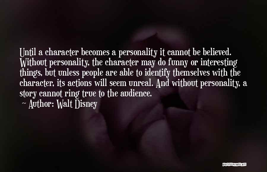 True And Funny Quotes By Walt Disney