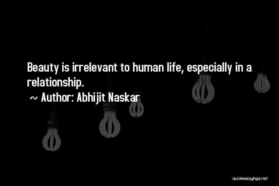 True Beauty Inspirational Quotes By Abhijit Naskar