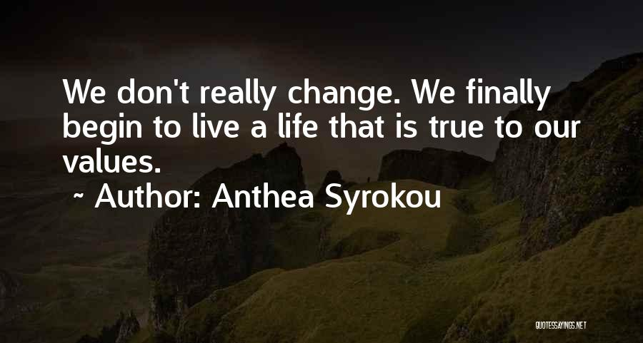 True Beauty Inspirational Quotes By Anthea Syrokou