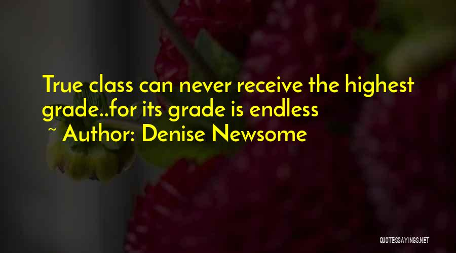 True Beauty Inspirational Quotes By Denise Newsome