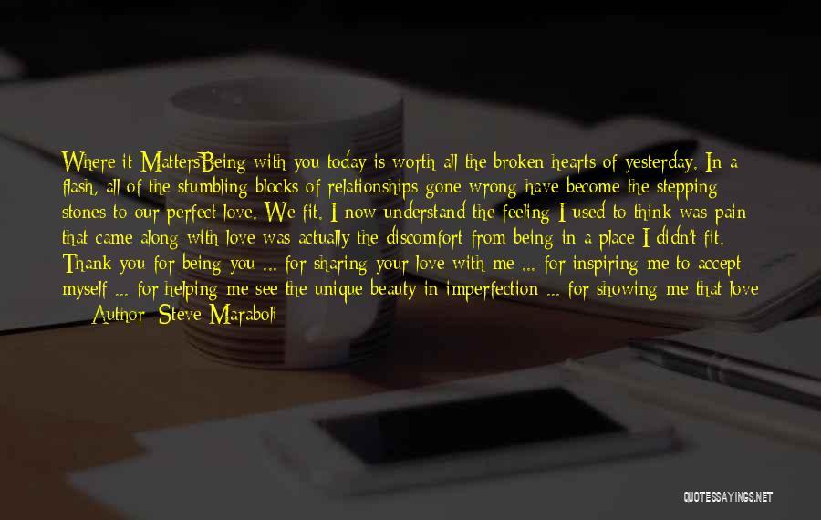 True Beauty Inspirational Quotes By Steve Maraboli