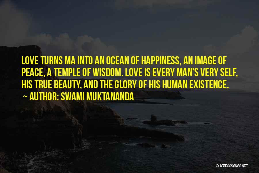 True Beauty Inspirational Quotes By Swami Muktananda