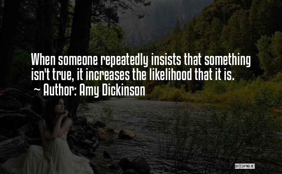 True Ex Quotes By Amy Dickinson