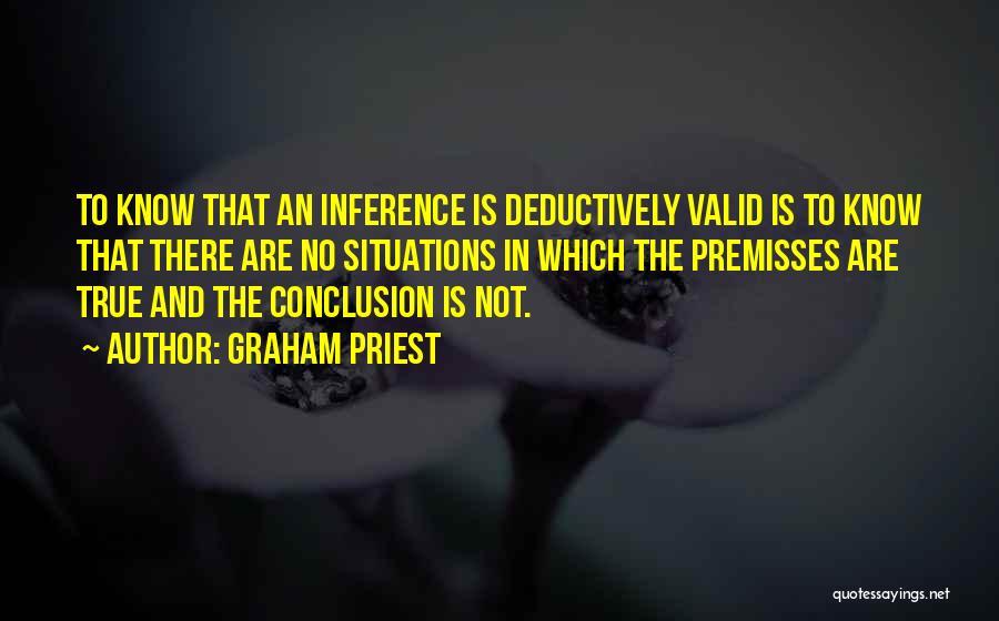 True Ex Quotes By Graham Priest