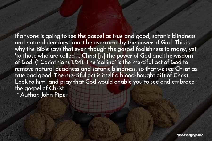 True Ex Quotes By John Piper