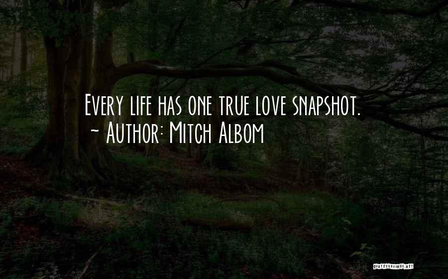 True Ex Quotes By Mitch Albom