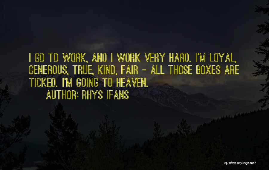 True Ex Quotes By Rhys Ifans