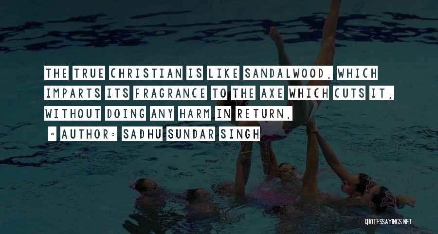 True Ex Quotes By Sadhu Sundar Singh