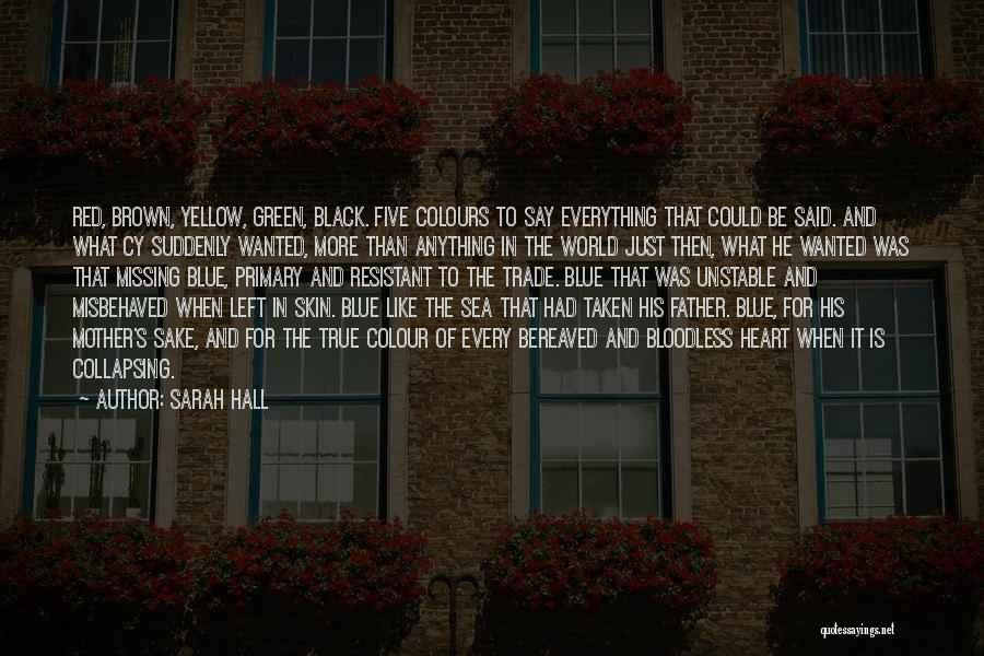 True Ex Quotes By Sarah Hall