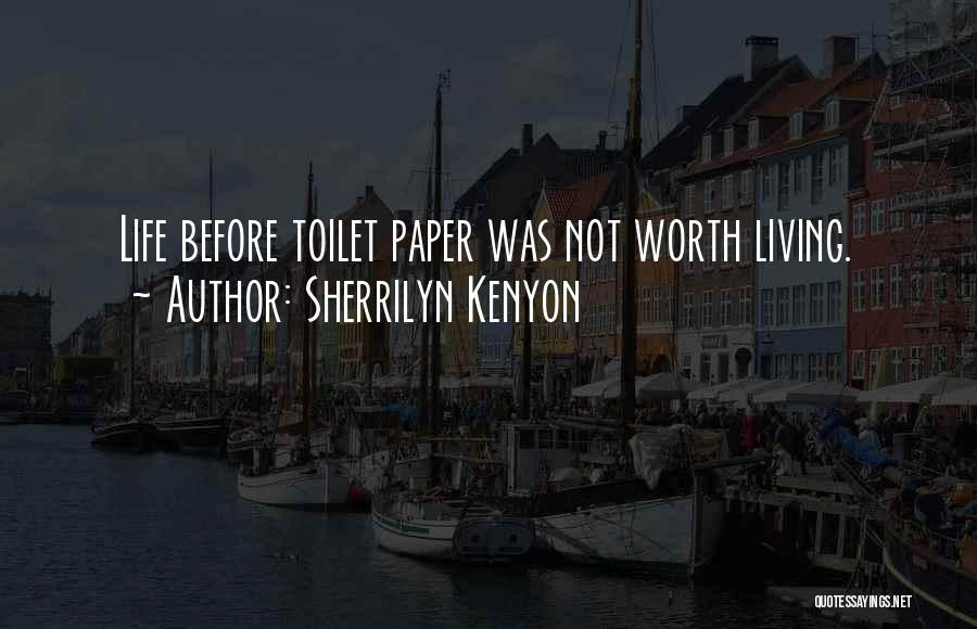 True Ex Quotes By Sherrilyn Kenyon