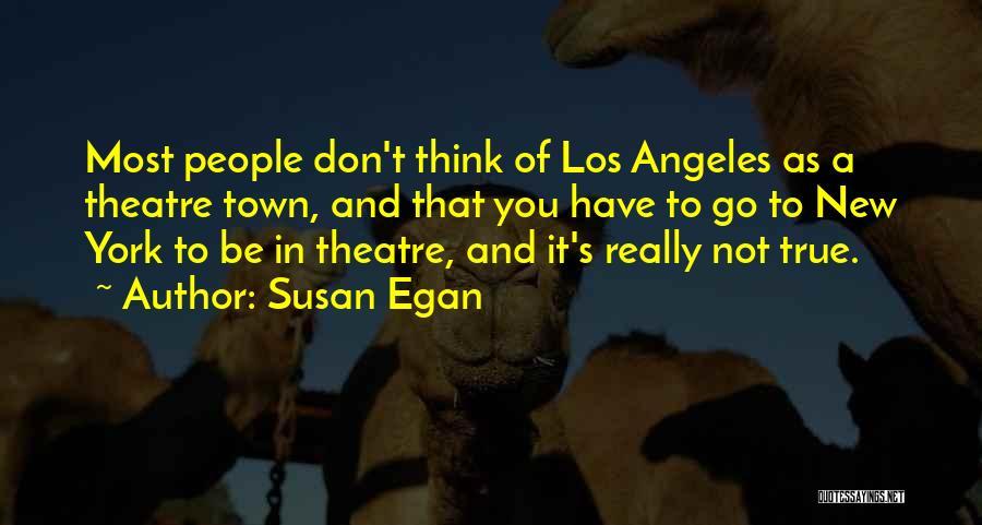 True Ex Quotes By Susan Egan