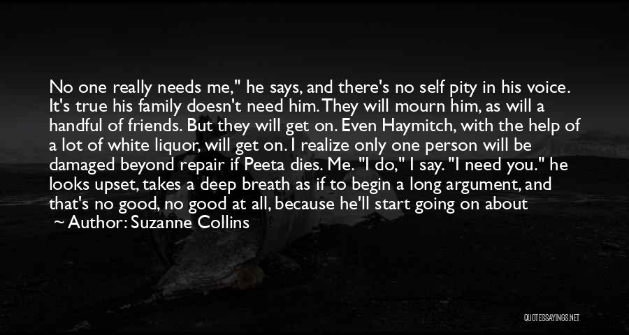 True Friends Talk Quotes By Suzanne Collins