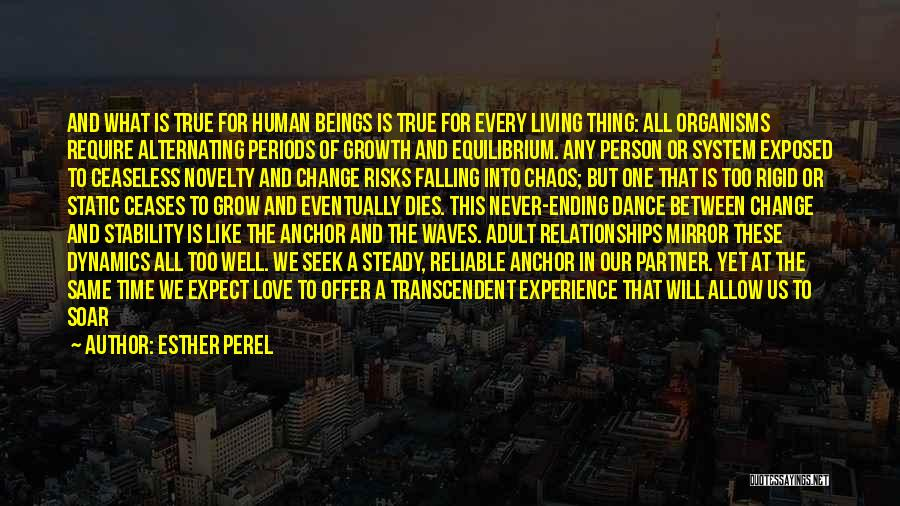 True Love That Never Dies Quotes By Esther Perel