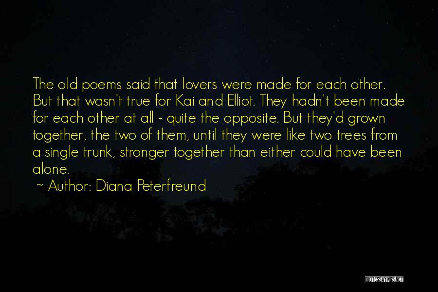 True Love True Friendship Quotes By Diana Peterfreund