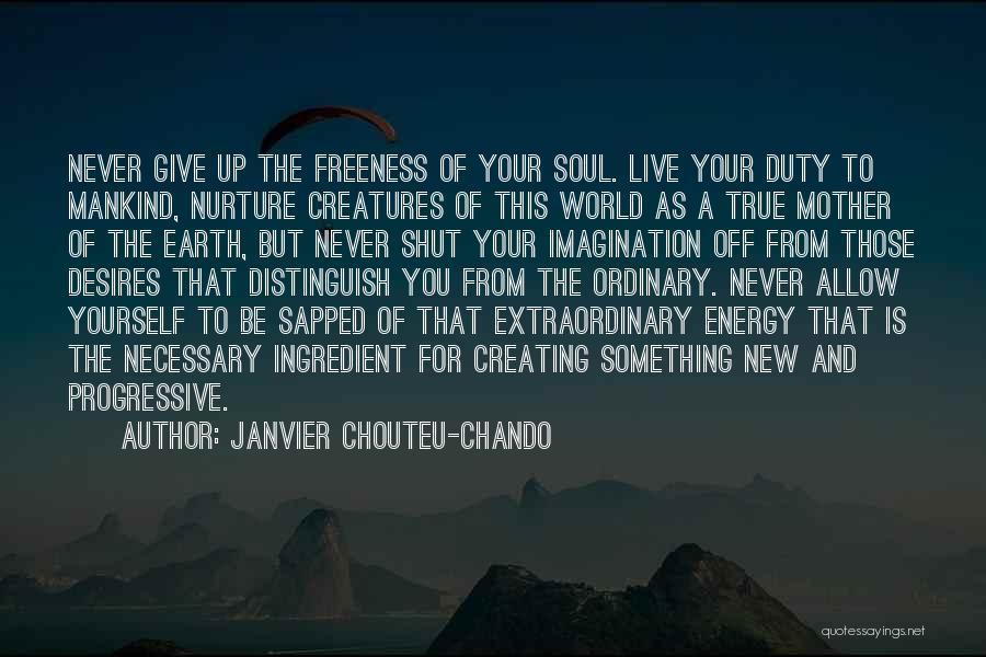 True Love True Friendship Quotes By Janvier Chouteu-Chando