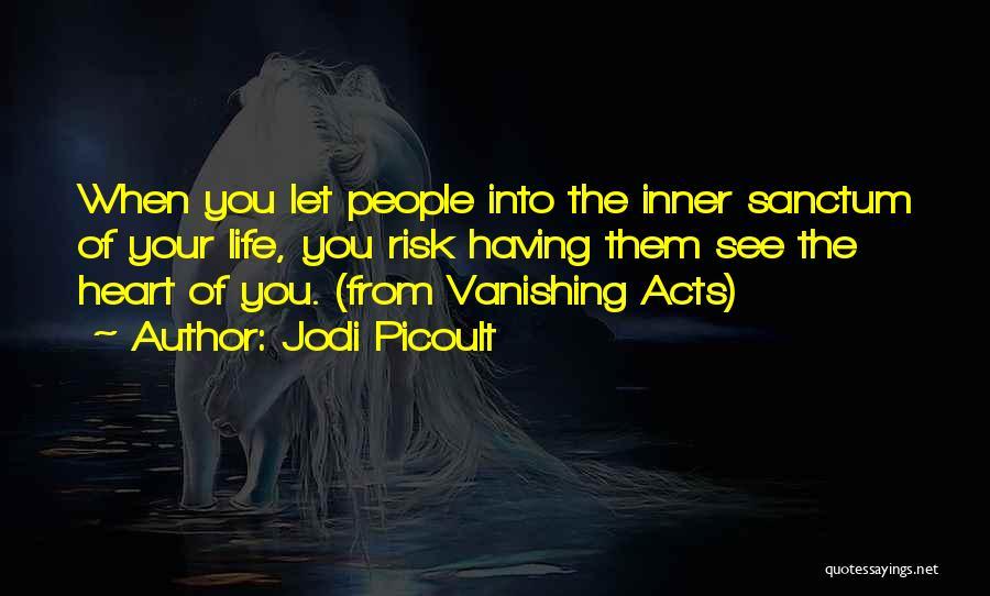 True Love True Friendship Quotes By Jodi Picoult
