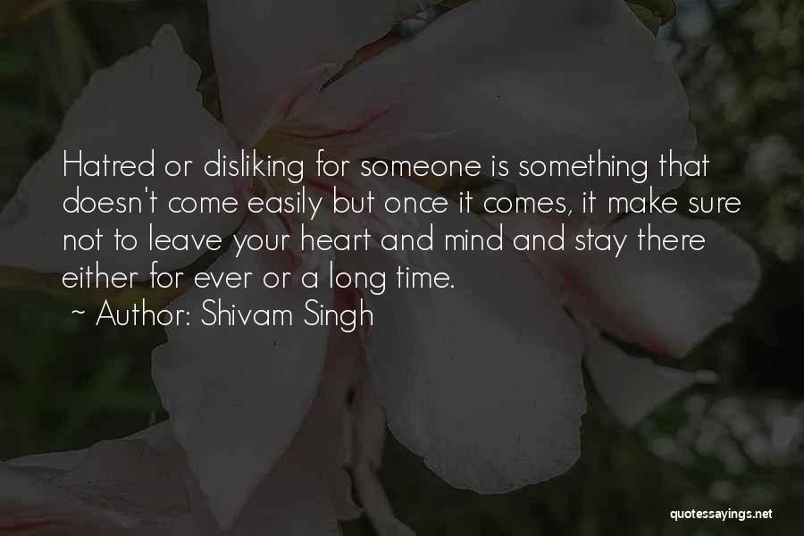 True Love True Friendship Quotes By Shivam Singh