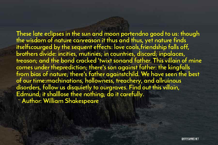 True Love True Friendship Quotes By William Shakespeare